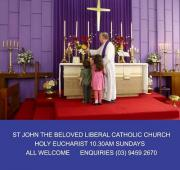 St John the Beloved, Melbourne Parish